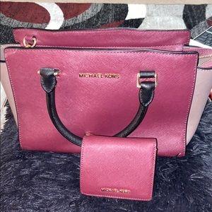 Purse w/wallet